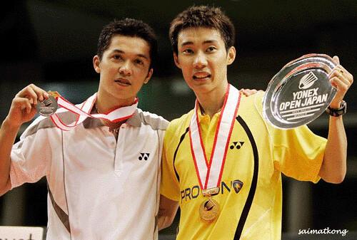 Lee Chong Wei vs Taufik