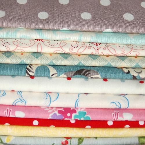 (more) new fabrics