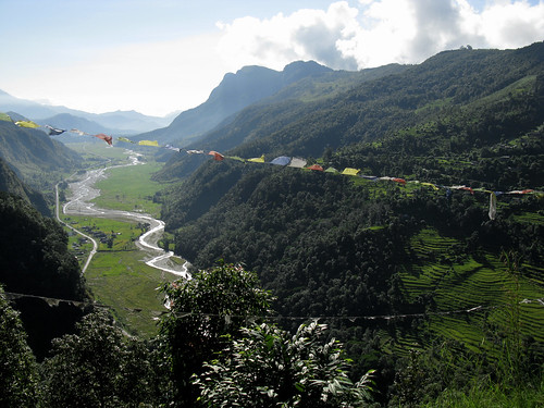 The Valley & Prayer Flags