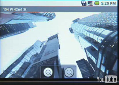 StreetView on Android