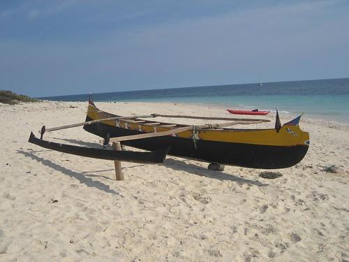 ram canoe Nosy Lava