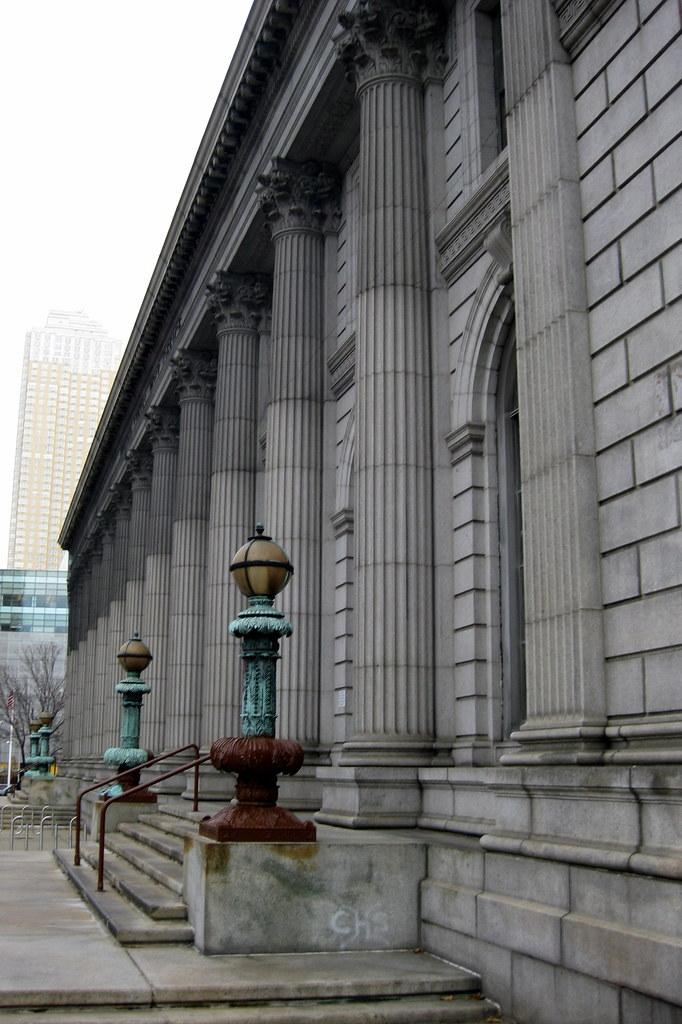 NJ - Jersey City: Frank J. Guarini Post Office Building