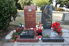 Bruce and Brandon Lee's Grave