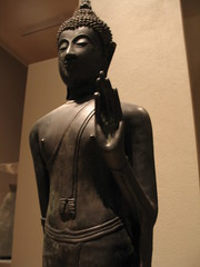 Walking Buddha, Minneapolis, Minnesota, June 2008, photo © 2008 by QuoinMonkey. All rights reserved.
