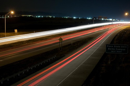 Light Trails 5/365
