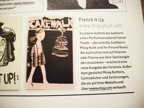 Page Magazine wrote about us!