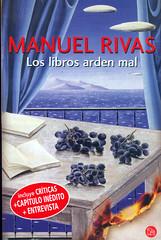 Manuel Rivas, Los libros arden mal