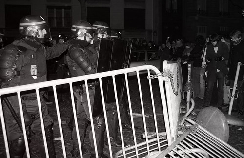 Greek demonstrations