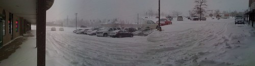 Snowmageddon: The Panorama