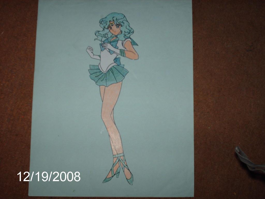 Mis Dibujos de Ranma 1/2 3120692895_419cedcf78_b