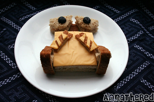 Wall-E Cheese Sandwich