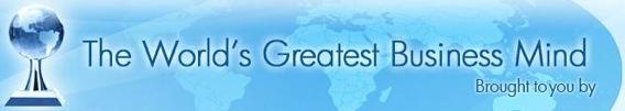 World's Greatest Business Mind