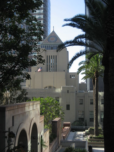 Los Angeles Central Library by mental.masala on Flickr
