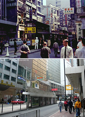 -   (HK Man ()) Tags: old hk hongkong central  thenandnow oldhk   oldhongkong