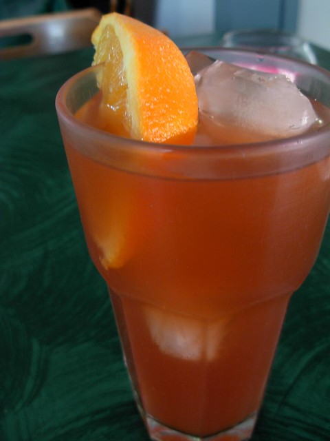 Ice Tea Oasis style--- no caffeine