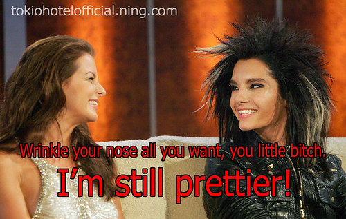 awesome funny quotes. Tokio Hotel Funny Quotes