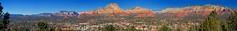 Sedona Panorama (KoehlerColor) Tags: red arizona panorama rocks desert sedona redrocks