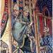 Mosaics in loggia of Santa Maria Maggiore, 13th century