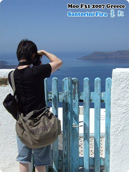 Santorini Fira 街景-26