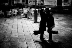 2... in love (Giuliano Santorelli) Tags: xmas bw love renee mao napoli tramonti sorrento ravello massi bwdreams