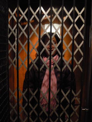 elevator in 7 villa guelma paris