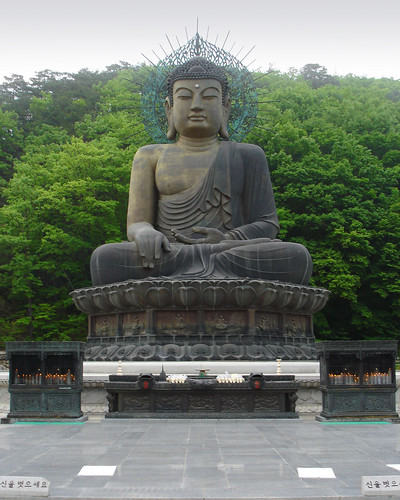 South Korea: Land of Buddhism