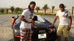 Ronaldinho & Emerson in RRR's hospitality (ミαĹ7ãŶèŖ彡 ℜℜℜ) Tags: bugatti ronaldinho emerson
