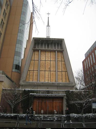 The Catholic Center at New York University