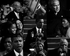 Inauguration Collage