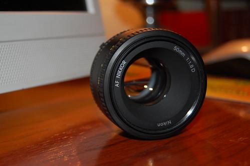 AF-D Nikkor 50mm 1:1.8 (III)