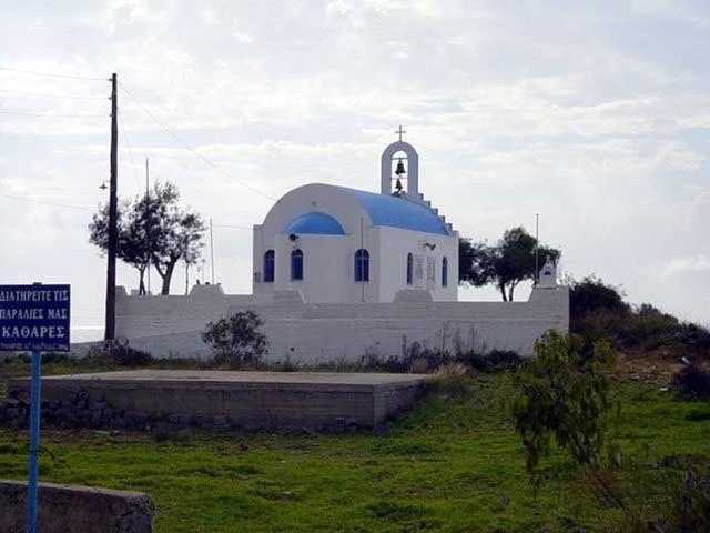Πελοπόννησος - Λακωνία - Δήμος Ασωπού Αρχάγγελος