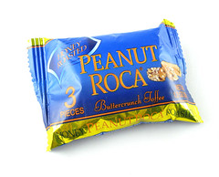 Peanut Roca Package