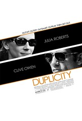 Poster duplicity Julia Roberts Clive Owen