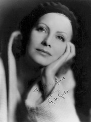 Greta Garbo (Susanlenox) Tags: film movie photo blackwhite picture cine hollywood actress mgm sweeden gretagarbo actriz