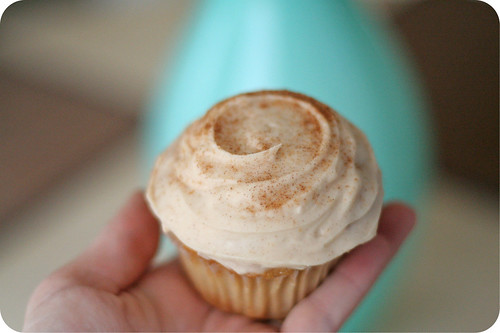 the worlds most delicious cupcake.