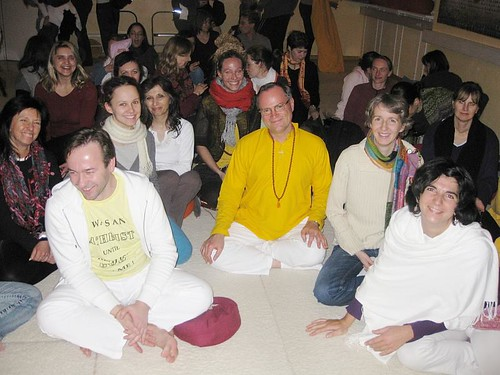 Vedanta Workshop Yoga Vidya Frankfurt