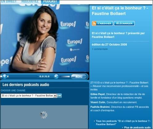 Europe 1-Fadhila Brahimi-changer de vie-changer de metier-fb associes