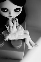 Mangá black and white