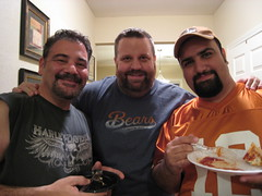 David, Gary, Shahram