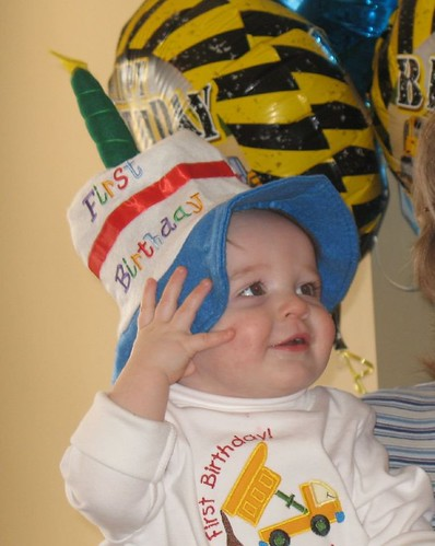 bday hat