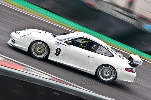 9 - Giuliano Losacco / Luiz Otávio Paternostro / Danilo Fernandes - Porsche 911 GT3 Cup Stuttgart Sport Car/Dener Motorsport by Santello