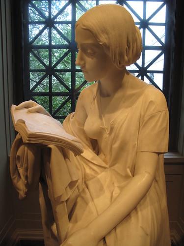 Reading Girl 1