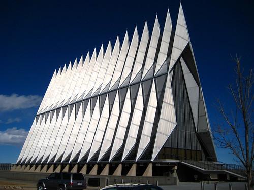 AFA Cadet Chapel