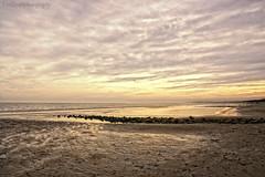 Guardarsi dentro..... (linkley82) Tags: venice winter sunset sea sky sun clouds sand nikon tramonto nuvole mare sigma cielo sole inverno venezia sabbia d40 flickrcolour