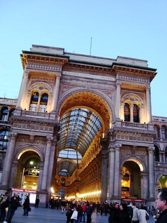 Milan and more sweatlee galleria vittorio emanuele fandeluxe Gallery