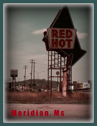 Red Hot Truck Stop Meridian, MS by mt•MT•Mt