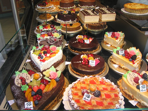patisserie reyntens Gant janvier 2006