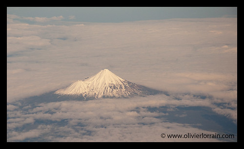 Mount Taranaki : The majestic, NZ