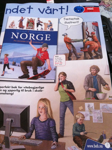 Norge by dve sovy