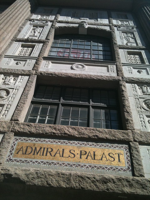 admirals palast